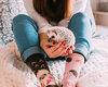 Sale Good Mood Regular Socks Hedgehog