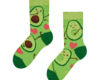 Original gift Good Mood Kids Socks Avocado Love
