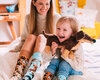 Looking for an original and unusual gift? The gifted person will surely surprise with Good Mood Kids Socks Dachshund