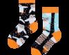 Pre dokonalý a originálny outfit Good Mood Kids Socks Owls