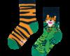 Pre dokonalý a originálny outfit Good Mood Kids Socks Tiger