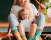Potešte sa týmto kúskom Dedoles Good Mood Kids Socks Carrot Rabbit