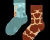 Gift idea Good Mood Kids Socks Giraffe