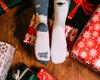Gift idea Good Mood Warm Socks Polar Bear