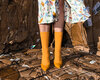 Looking for an original and unusual gift? The gifted person will surely surprise with Socks from recycled cotton Amber
