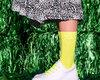 Potešte sa týmto kúskom Dedoles Socks from recycled cotton Lemonade