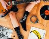 Original gift Good Mood Socks - Music