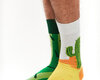 Potešte sa týmto kúskom Dedoles Good Mood Regular Socks Cactus