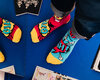 Sale Good Mood Socks - Comics