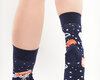 Gift idea Good Mood Socks - Cosmos