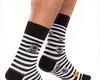Gift idea Good Mood Socks Cats & Stripes