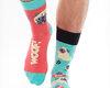 Original gift Good Mood Socks - Pug Life