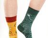 Gift idea Good Mood Socks - On the Road