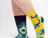 Gift idea Good Mood Socks - Peacock