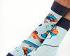 Sale Good Mood Socks - Fishing