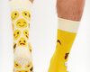 Looking for an original and unusual gift? The gifted person will surely surprise with Good Mood Socks - Smileys
