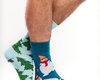 Sale Good Mood Socks Snowman