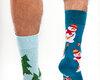 Pre dokonalý a originálny outfit Good Mood Socks Snowman