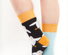 Original gift Good Mood Socks - Owls