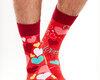 Pre dokonalý a originálny outfit Good Mood Regular Socks Hearts