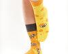 Pre dokonalý a originálny outfit Good Mood Socks - Cheese