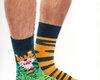 Sale Good Mood Socks - Tiger