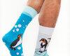 Sale Good Mood Socks Penguins