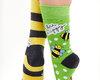 Original gift Good Mood Socks Bee Happy