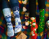 Looking for an original and unusual gift? The gifted person will surely surprise with Good Mood Socks Winter Country