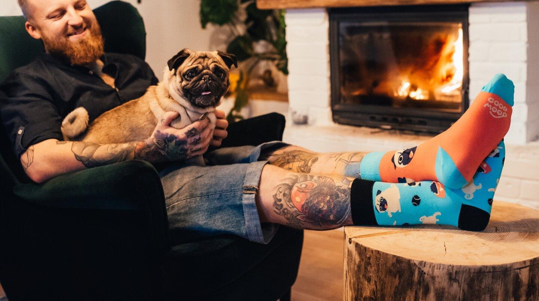 Socken für jeden Moment.