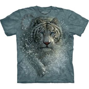 Kinder T-Shirt Wilder Tiger