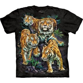 T-Shirt Tigerwelt