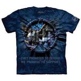 T-shirt Defence and Support