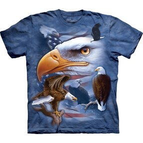 T-shirt Group of Eagles