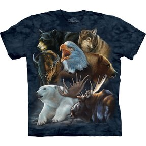 T-shirt Association of Animals