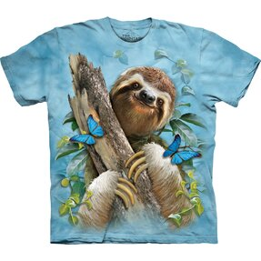 T-shirt Sloth's Smile