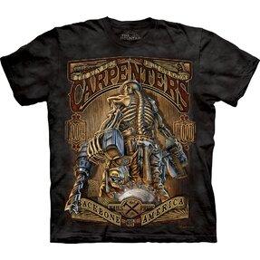 T-Shirt Gerippe Tischler