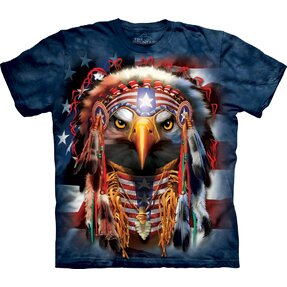 Native Patriot Eagle Adult
