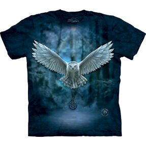 T-shirt Magical Owl