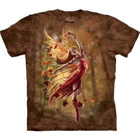 Tričko Podzimní víla