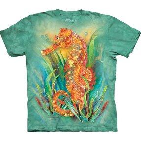 T-shirt Bubble Seahorse
