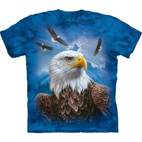 T-shirt Eagle's Perspective