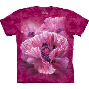 T-shirt Petals of Flowers