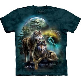T-shirt Walk of Wolves