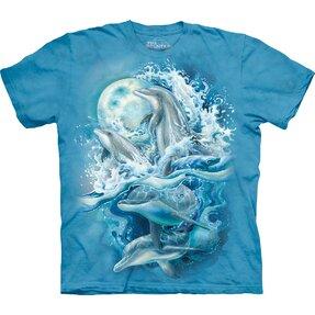 Tričko delfíní hry