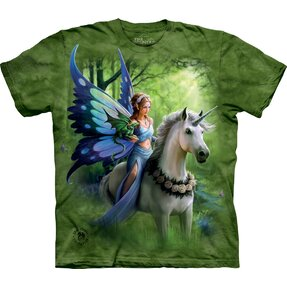 T-shirt Unicorn and Fairy