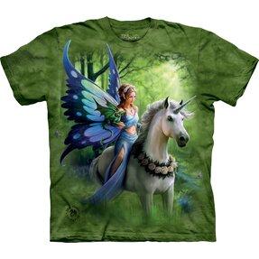Tričko Jednorožec a víla