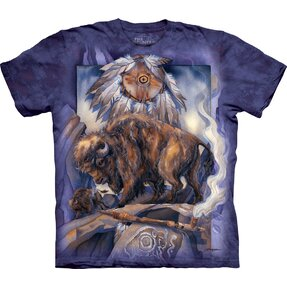 T-shirt Bison from Prehistory