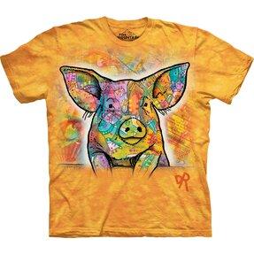 Tricou Purcelul colorat