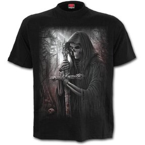 T-Shirt plus size Todesritter